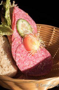 Broodje Cervelaatworst