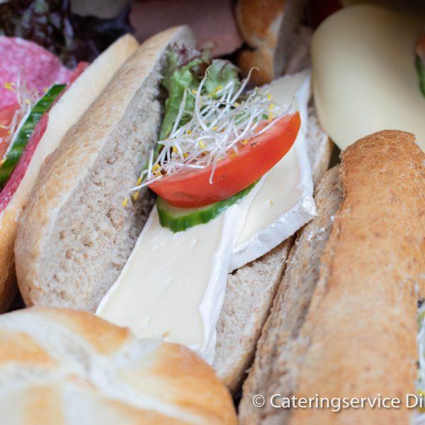 Luxe broodjes Dordrecht