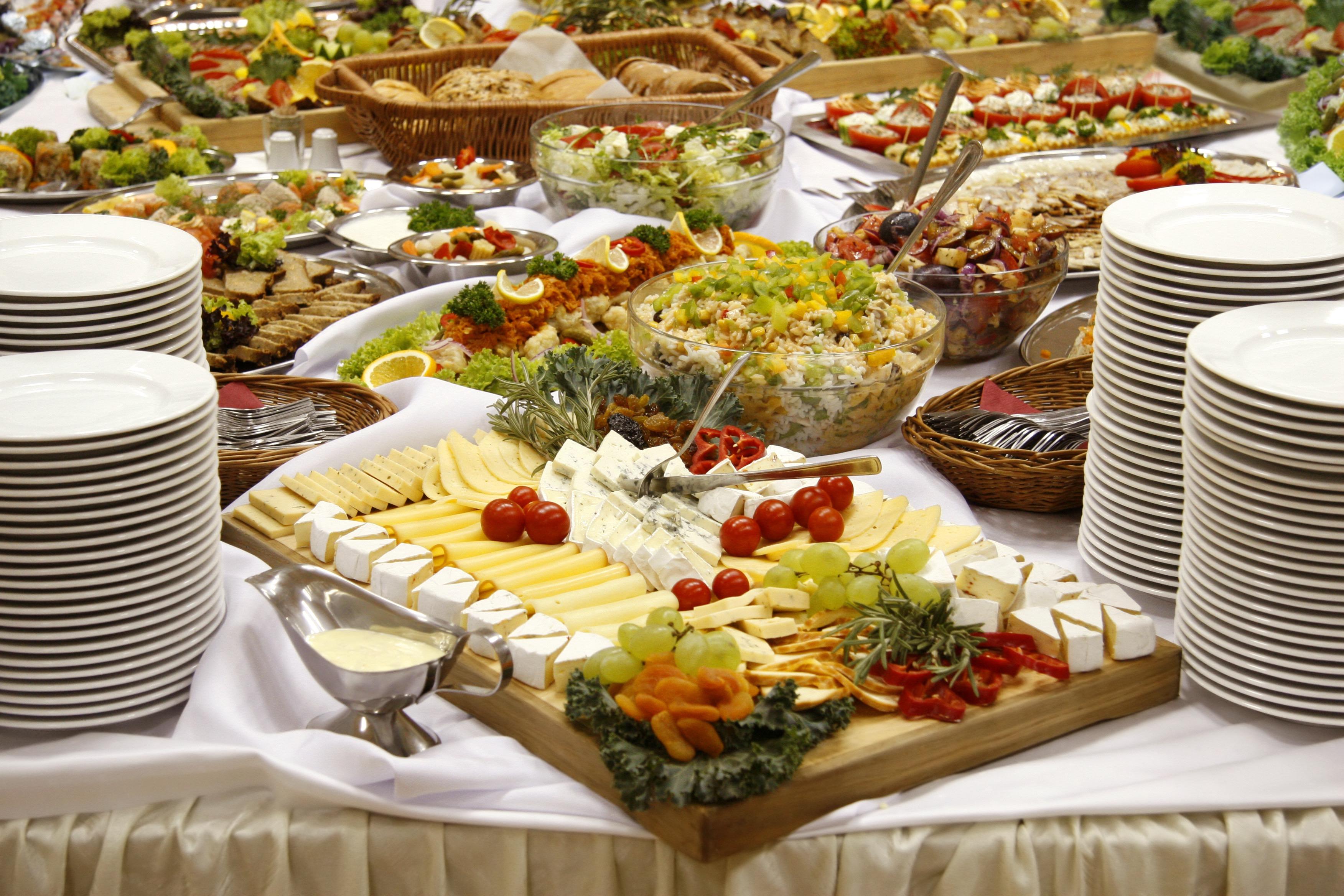 Wonderlijk Eten voor feestje, 7 buffet tips! - Cateringservice Dik Voor Elkaar XN-05