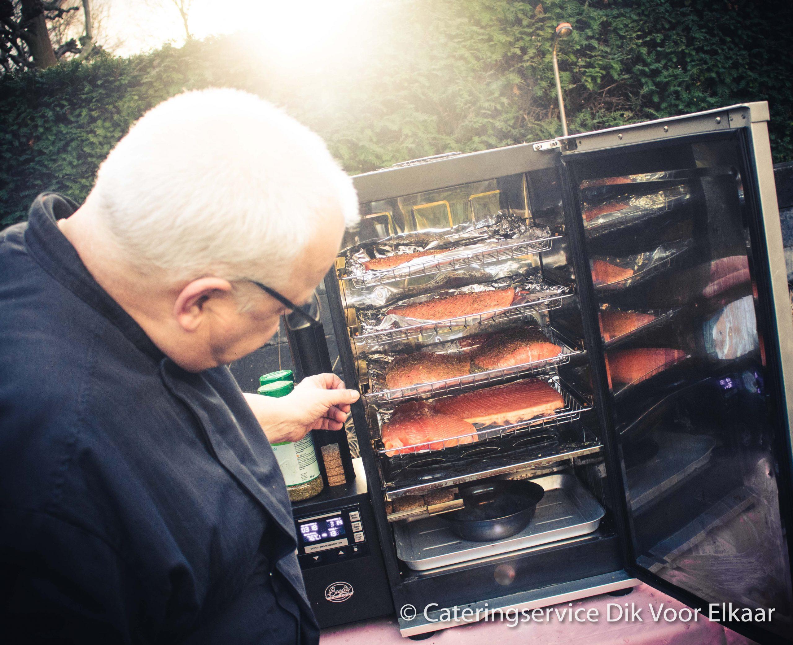 Barbecue cateraar Dordrecht