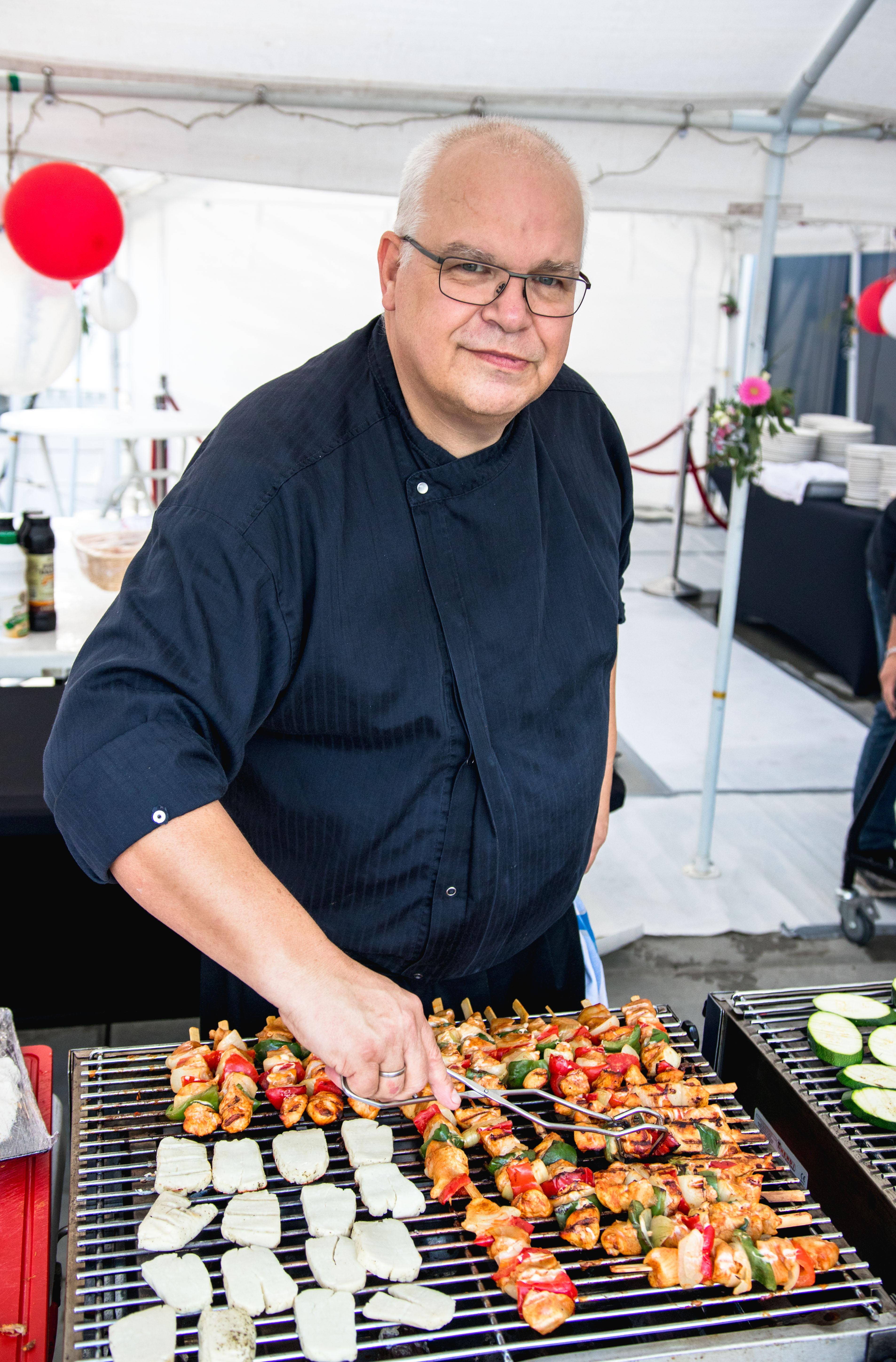 Barbecue Dordrecht Cateringservice Dik Voor Elkaar