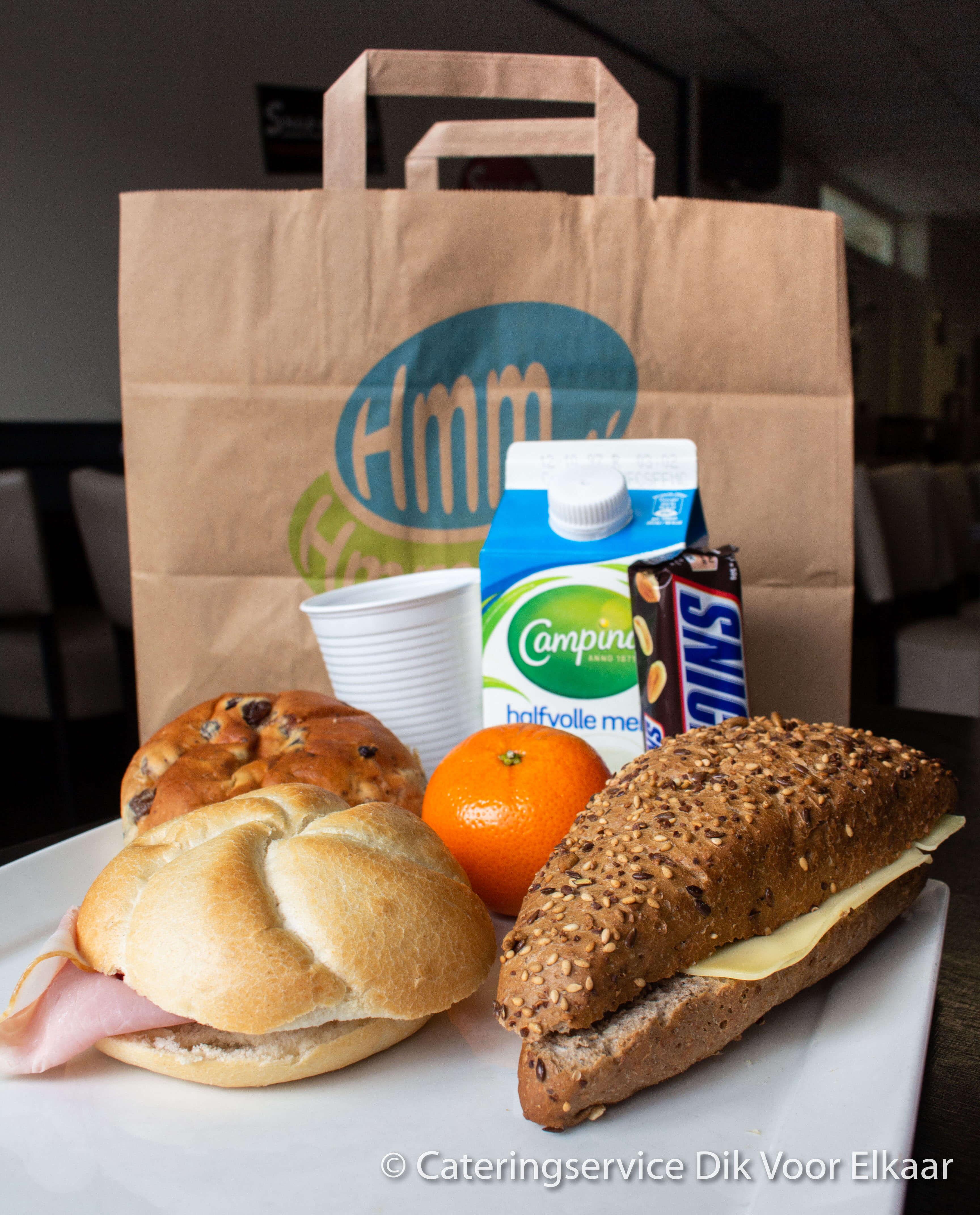 Lunchpakketten Dordrecht